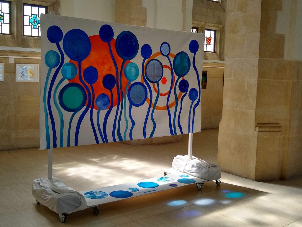 Son of Tim - Standing in the light - Guildford Cathedral - Louise Scillitoe-Brown.jpg